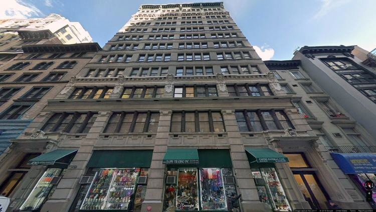 rent office 31-37 west 27th street