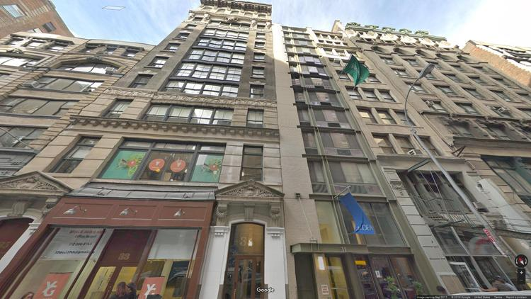let office 31 west 17th street