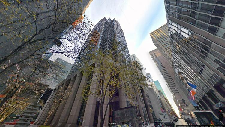 lease office 31 west 52nd street