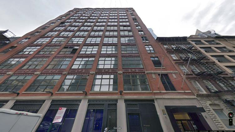 lease office 311 west 43rd street