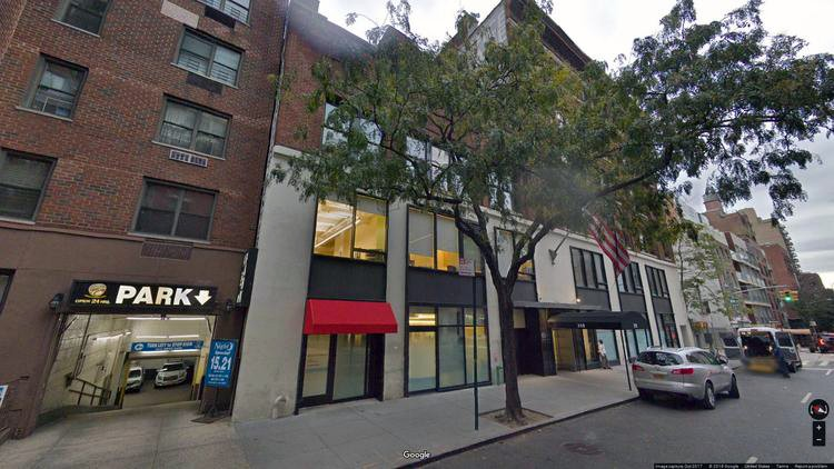 let office 315 east 62nd street