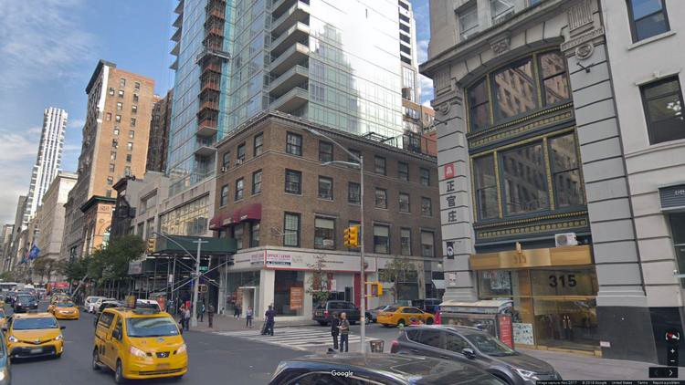 lease office 315 fifth avenue