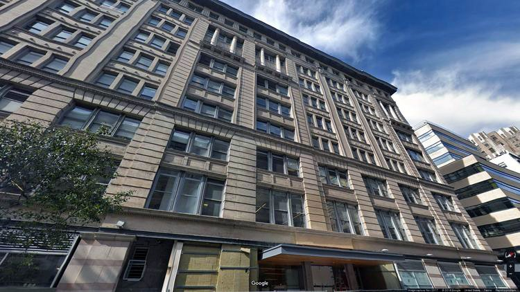 let office 315 hudson street