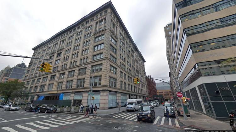 rent office 315 hudson street