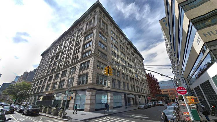 lease office 315 hudson street