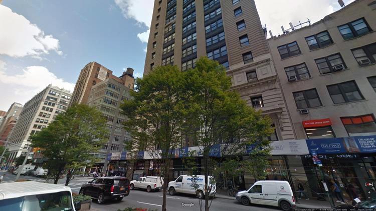 lease office 315 park avenue south