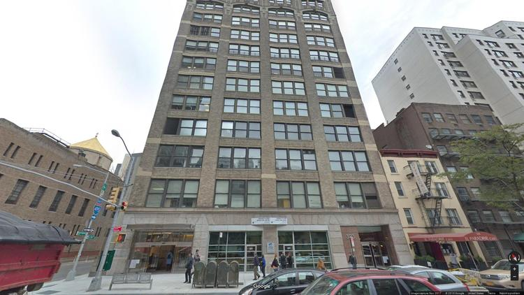 rent office 317 east 34th street