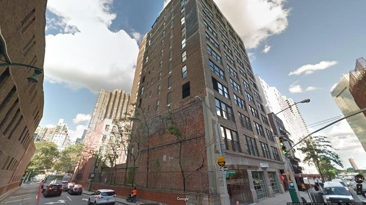 lease office 317 east 34th street