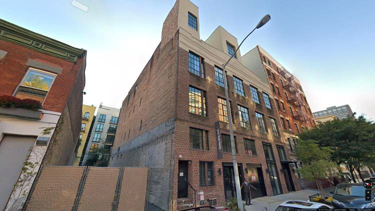 let office 318 west 118th street
