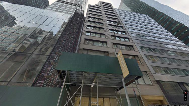 let office 32 east 57th street