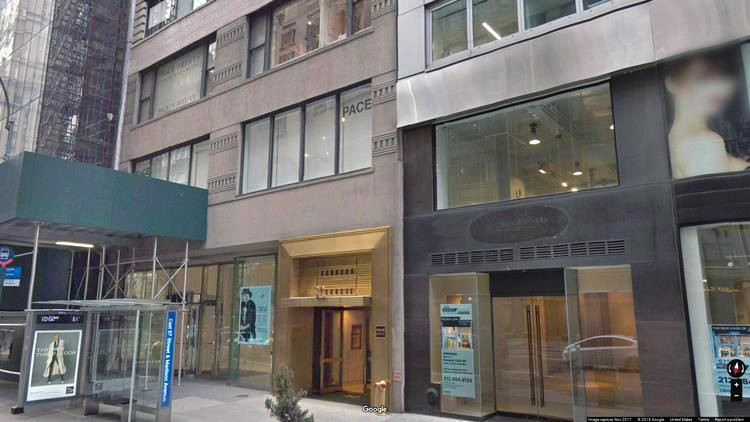 rent office 32 east 57th street