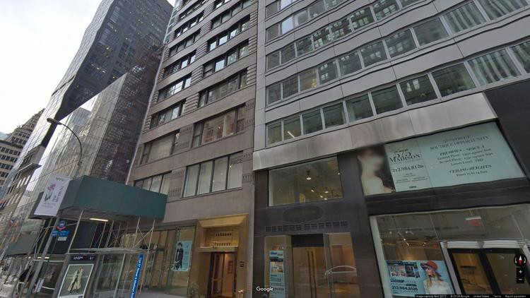 lease office 32 east 57th street