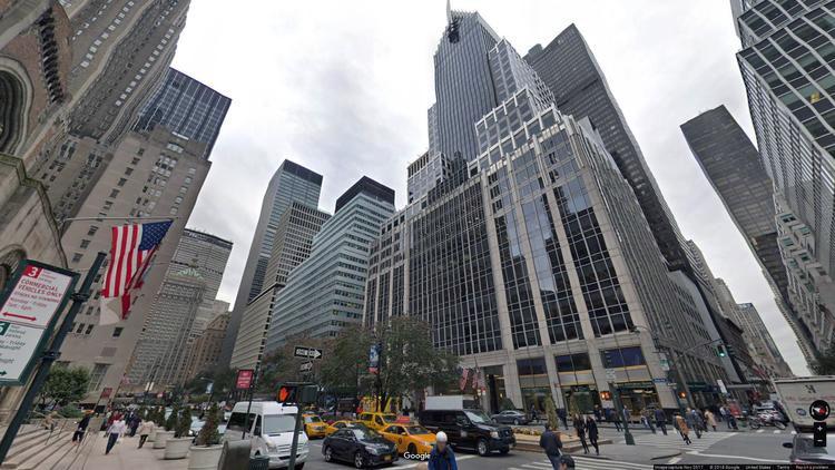 let office 320 park avenue