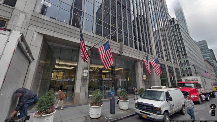 rent office 320 park avenue