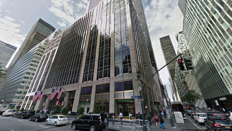 lease office 320 park avenue