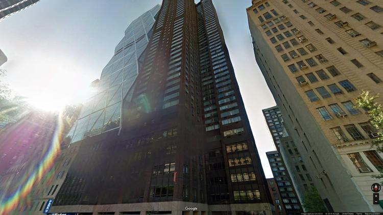 lease office 320 west 57th street
