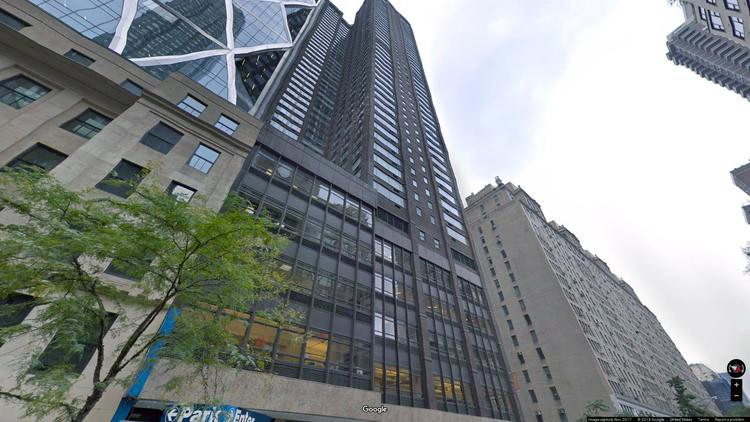rent office 320 west 57th street