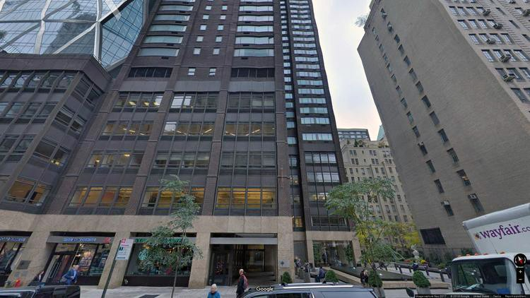 let office 320 west 57th street