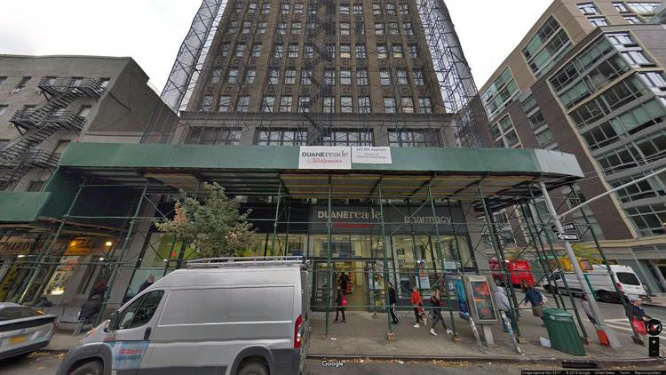 let office 322-326 eighth avenue