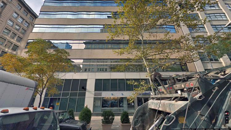 lease office 325 hudson street