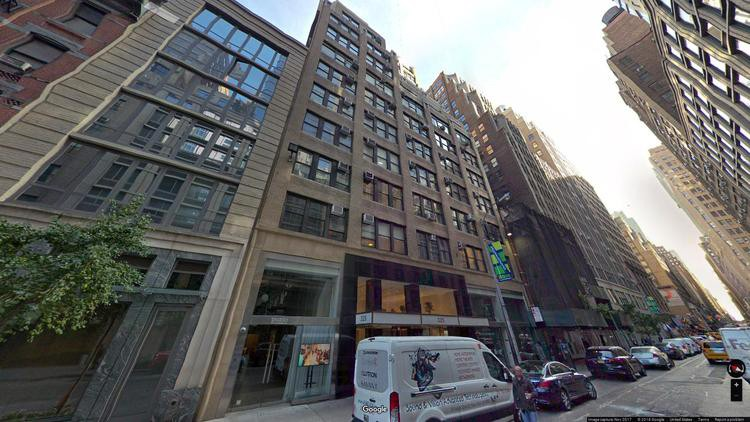 rent office 325 west 38th street