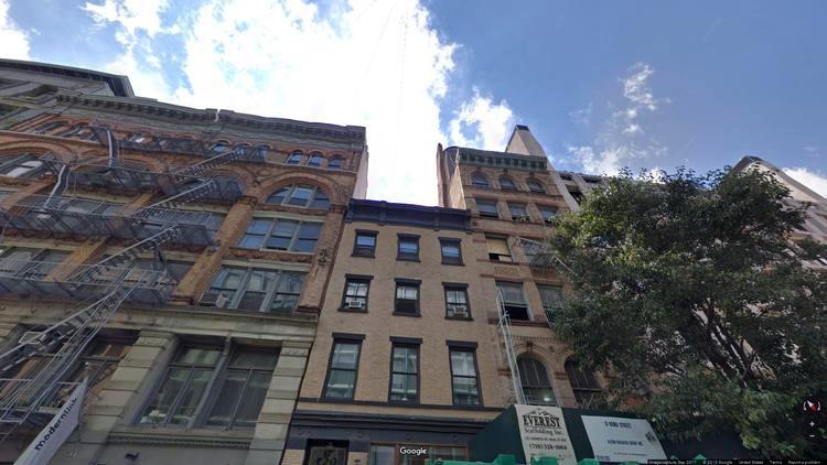 lease office 33 bond street