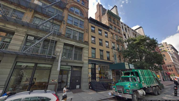 rent office 33 bond street