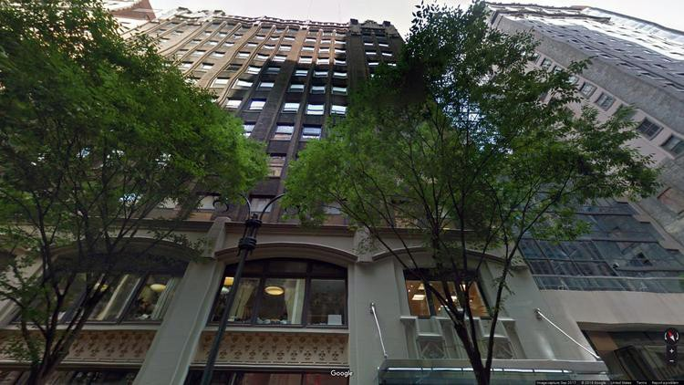 rent office 33 east 33rd street