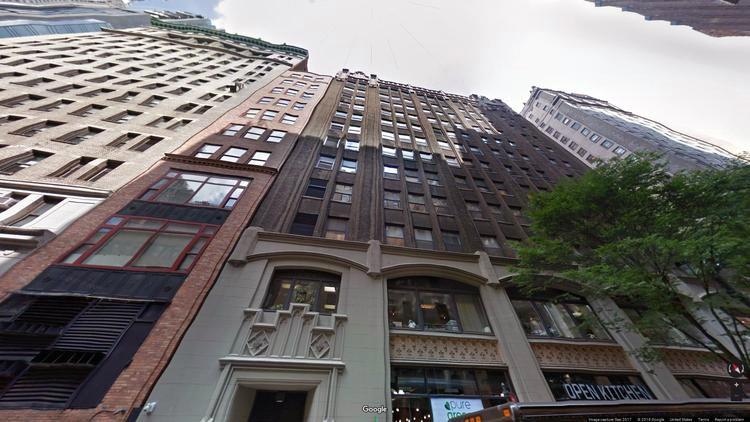lease office 33 east 33rd street