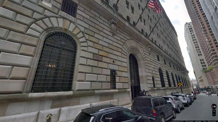 let office 33 liberty street