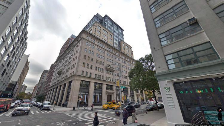 let office 330 hudson street
