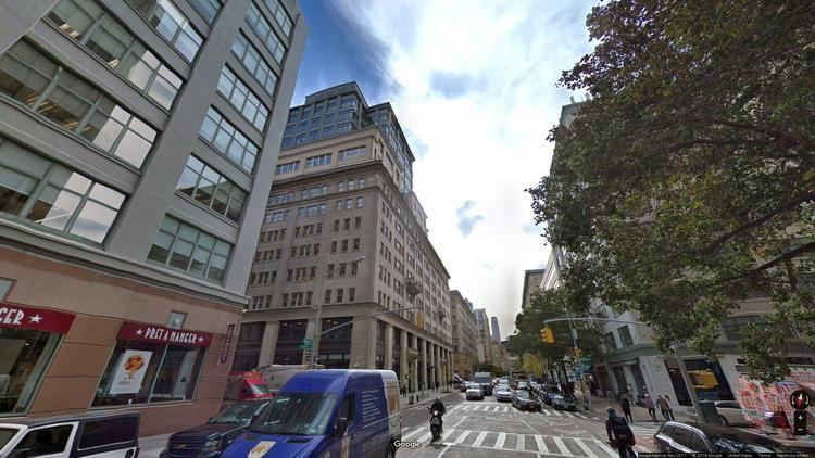 lease office 330 hudson street