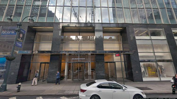 rent office 330 madison avenue