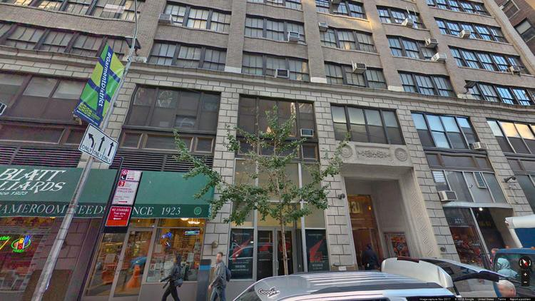 rent office 330 west 38th street