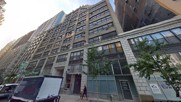 lease office 330 west 38th street