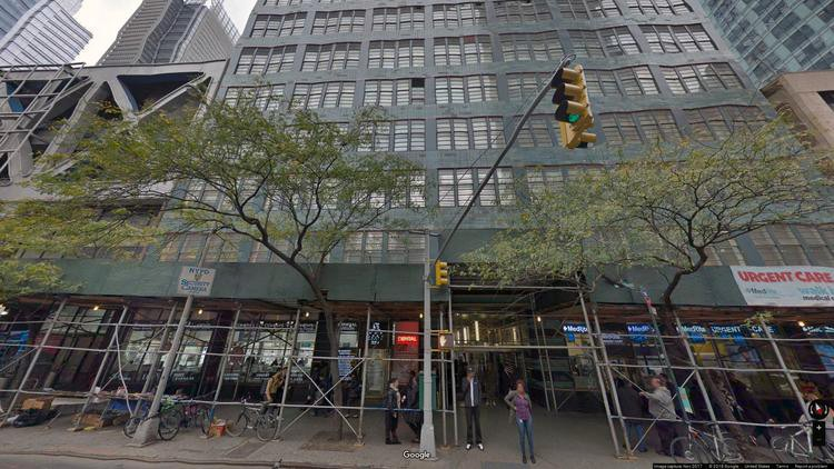 rent office 330 west 42nd street