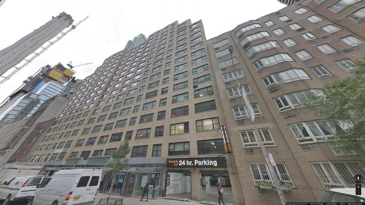 lease office 330 west 58th street
