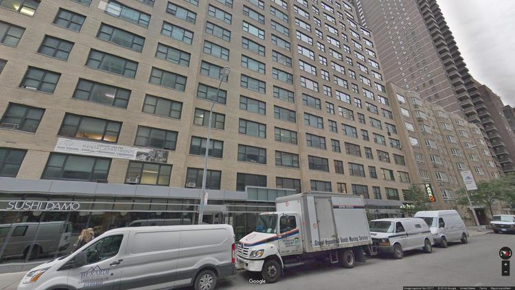 rent office 330 west 58th street