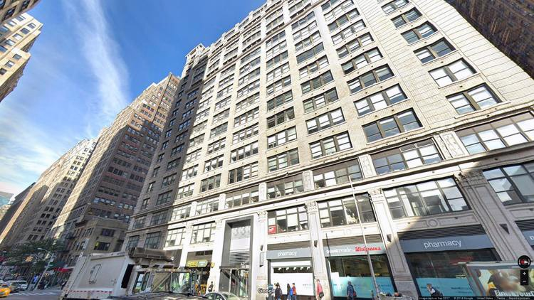 lease office 333 seventh avenue