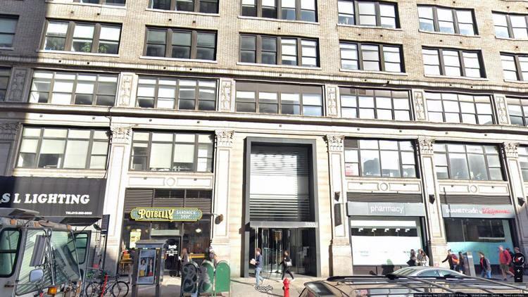 rent office 333 seventh avenue