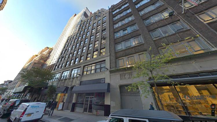 let office 333 west 39th street