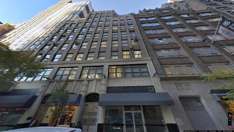 lease office 333 west 39th street