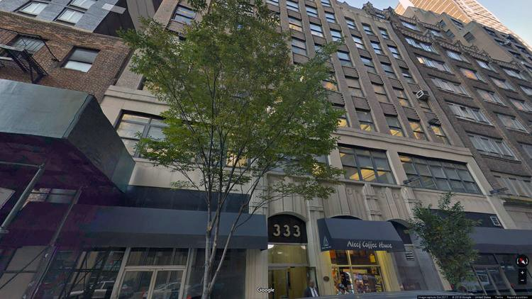 rent office 333 west 39th street
