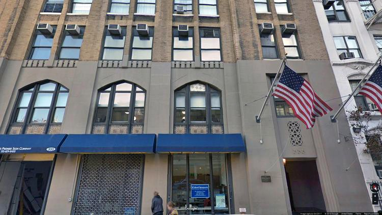 rent office 333 west 52nd street