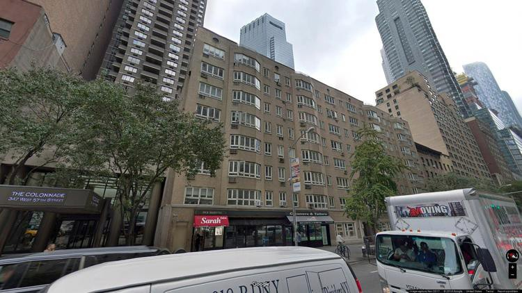 lease office 333 west 57th street