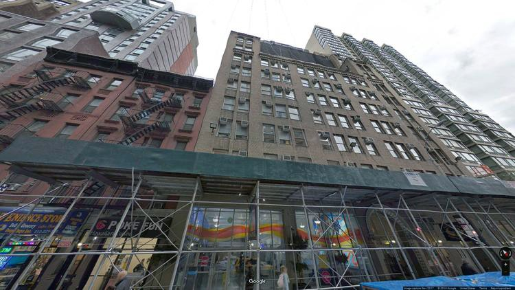 let office 336-342 west 37th street