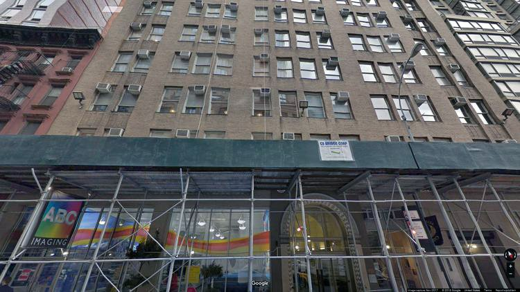 rent office 336-342 west 37th street