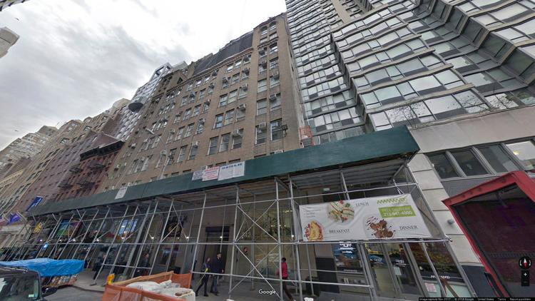 lease office 336-342 west 37th street