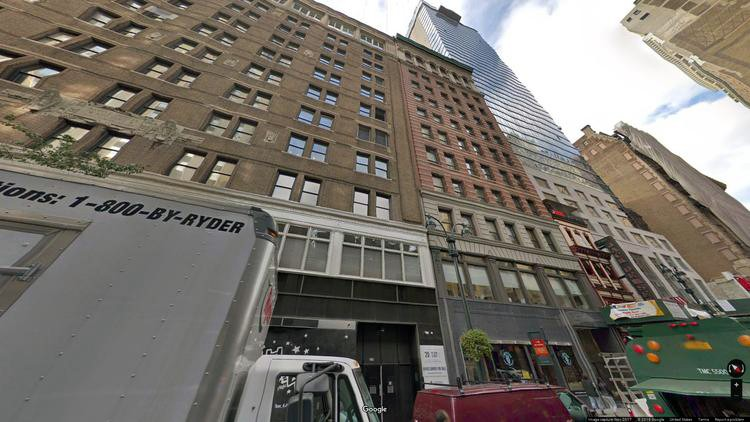 lease office 34 west 33rd street