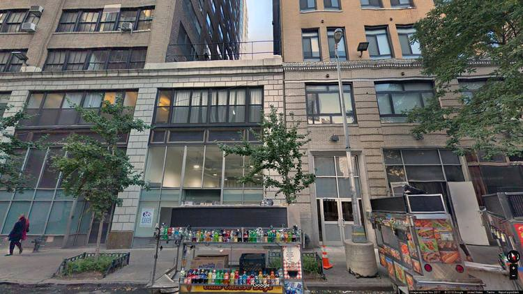 rent office 344 west 38th street